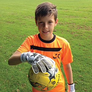 junior goalkeeper gloves